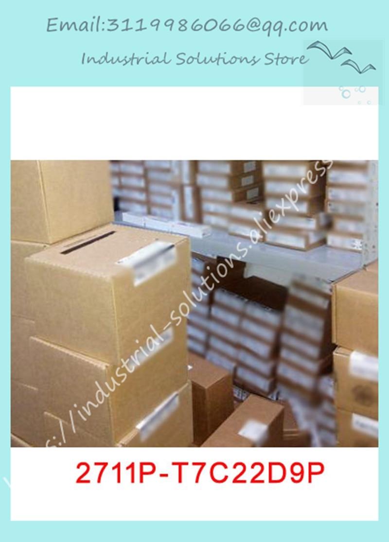 все цены на NEW 2711P-T7C22D9P industrial control PLC module