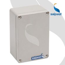 125*80*55mm  Ip65 Aluminum Waterproof Electrical Junction Box,Shower Enclosure ,Outdoor And Indoor Stereo Enclosure SP-AG-FA2-1