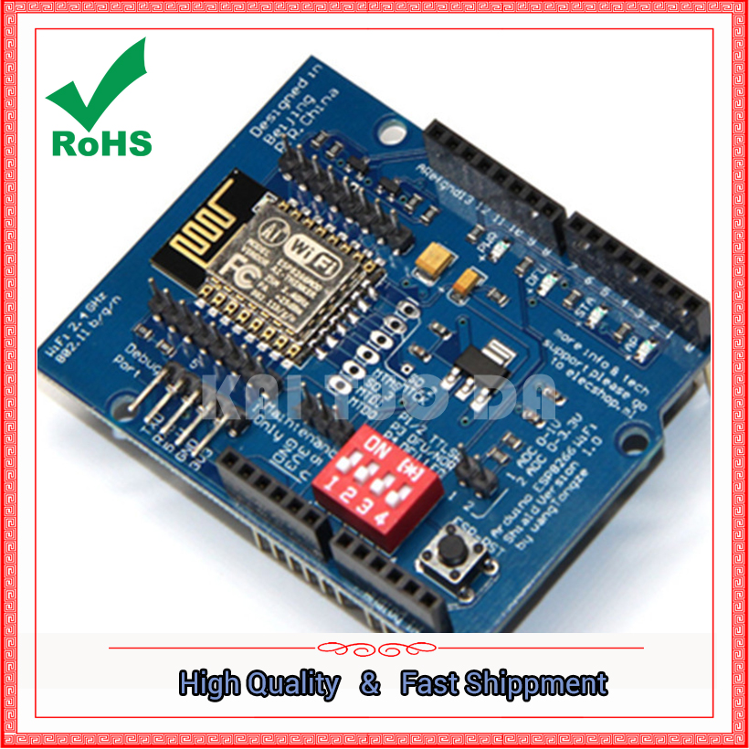 <font><b>ESP8266</b></font> <font><b>expansion</b></font> <font><b>board</b></font> <font><b>expansion</b></font> gpio <font><b>expansion</b></font> <font><b>board</b></font> Wifi shield module image