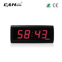 [Ganxin]1.8 Hot Selling Led Digital Timer office Clock electronic desk clock wall clock