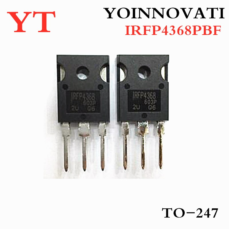 Free Shipping 10pcs/lot IRFP4368 IRFP4368PBF 4368 TO-247 IC Best Quality