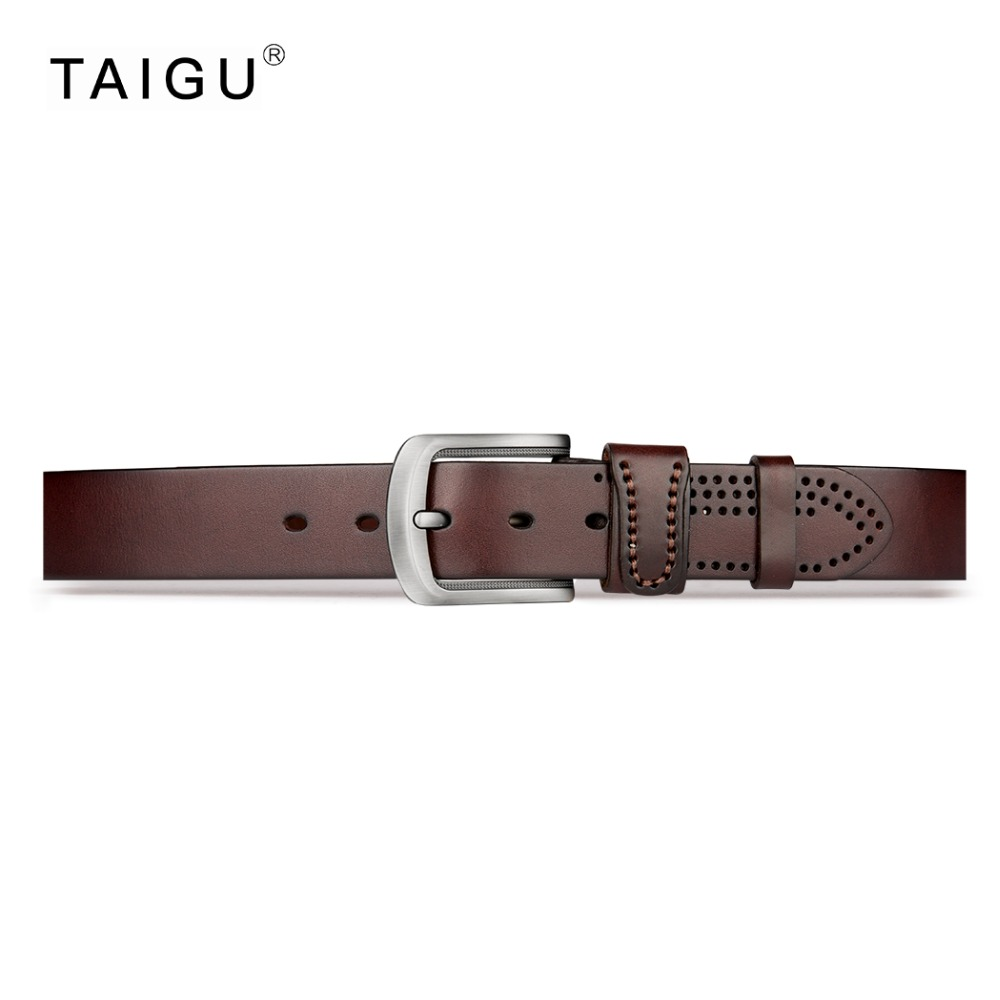 aliexpress buy taigu leather belt 100 italy top