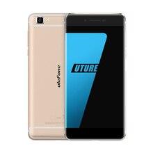 Original ulefone futuro de montaje lateral touch id helio p10 mtk6755 1.95 ghz octa core 5.5 pulgadas fhd pantalla 4 gb/32 gb 4g lte smartphone