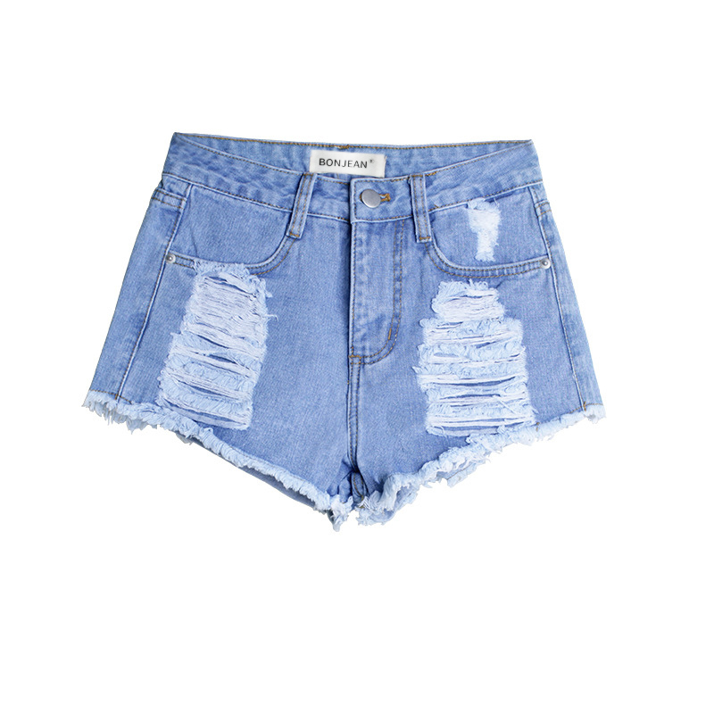 Vintage Distressed Denim Shorts Womens High Waist Shorts 2017 Summer New Brand Sexy Tassel Plus Size Woman Short Jeans femme the new diy 6 6cm rubber stamp inkpad inkpad octagonal color ink finger painting 22 colors