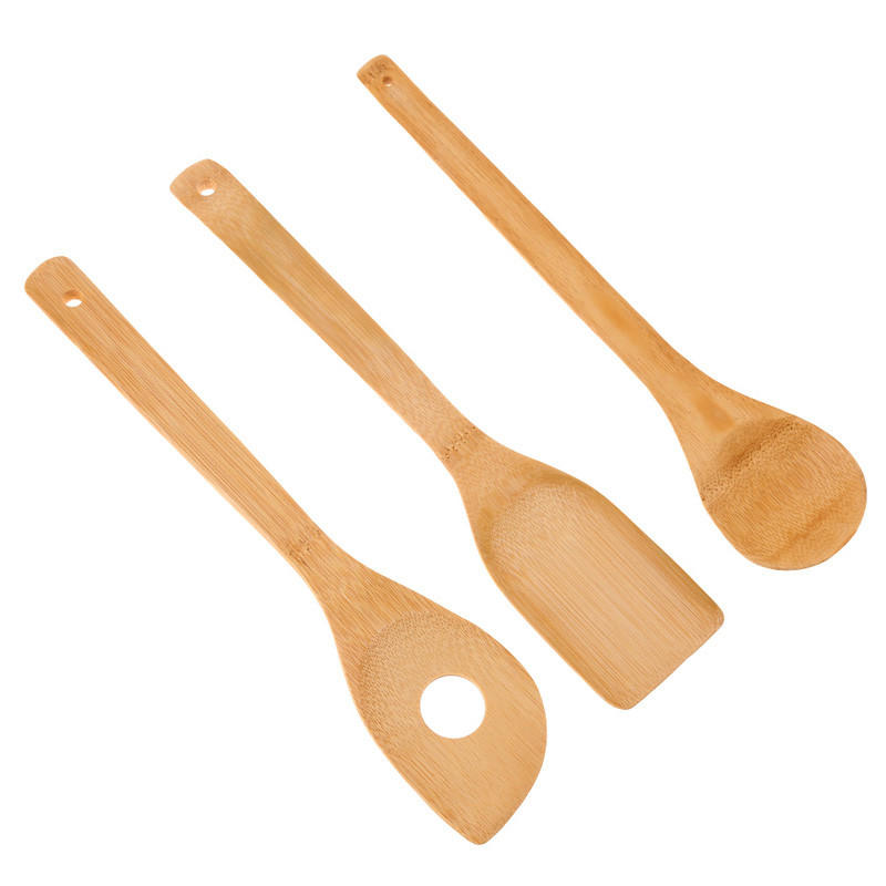 Bamboo Spatulas