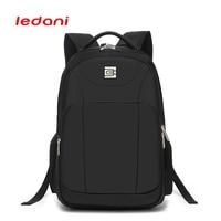 LEDANI Laptop Backpack Male Large Capacity School Bags Computer Backpacks Male Waterproof Man Busines Dayback Women