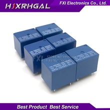5PCS Relay SRD-03 05 09 06 24 12VDC-SL-C 5PINS 3V 5V 9V 6V 24V 12V High-quality