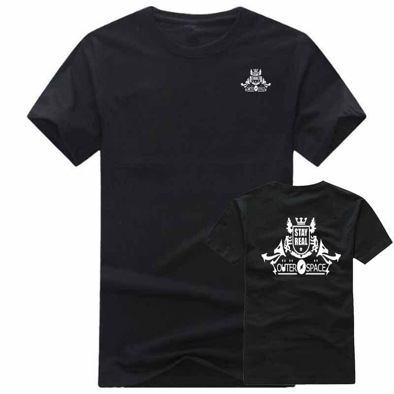 men/women fashion cotton printed black white An crown t-shirt mens t shirt short summer drees short sleeve brand tshirt tees