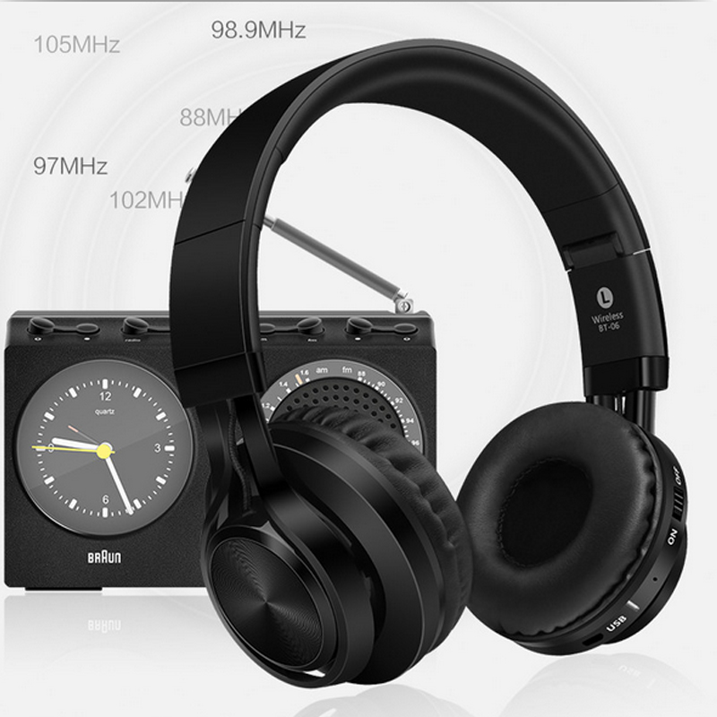 Wireless Headphone with Mic for iPhone 7/7plus Stereo Headset Wireless headphones for TV PC Bluetooth Earphone casque audio mllse anime detective conan bluetooth earphone sport wireless headphones stereo bluetooth headset with mic for iphone samsung