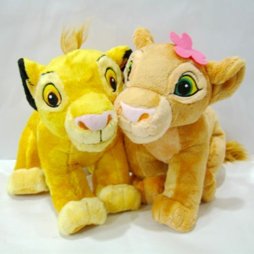 Original Rare The Lion King Nala Lion Cute Soft Stuffed Plush Toy Doll Birthday Gift Baby Kids Boy Girl Gift Limited Collection super cute plush toy dog doll as a christmas gift for children s home decoration 20