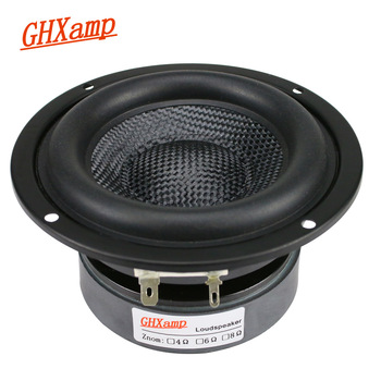 4 Inch Woofer Subwoofer Speaker Unit HIFI 4ohm 40W 1