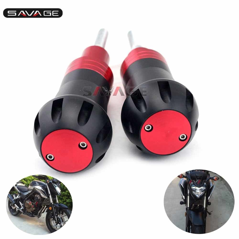 For HONDA CB500F 2013-2017 Motorcycle Body Frame Slider Crash Protector Falling Protection 3 colors
