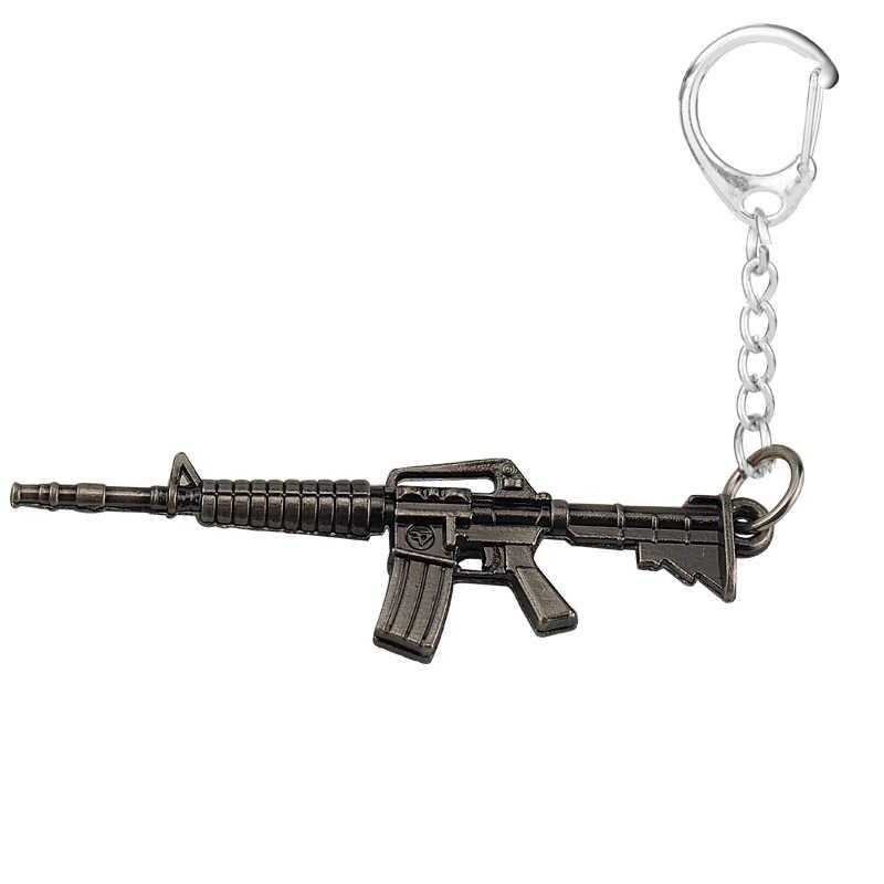 Riot аниме Crossfire крест огневое оружие пистолет Модель брелок оружие счетчик Strike глобальная атака Csgo Cs Go Ak 47 брелок
