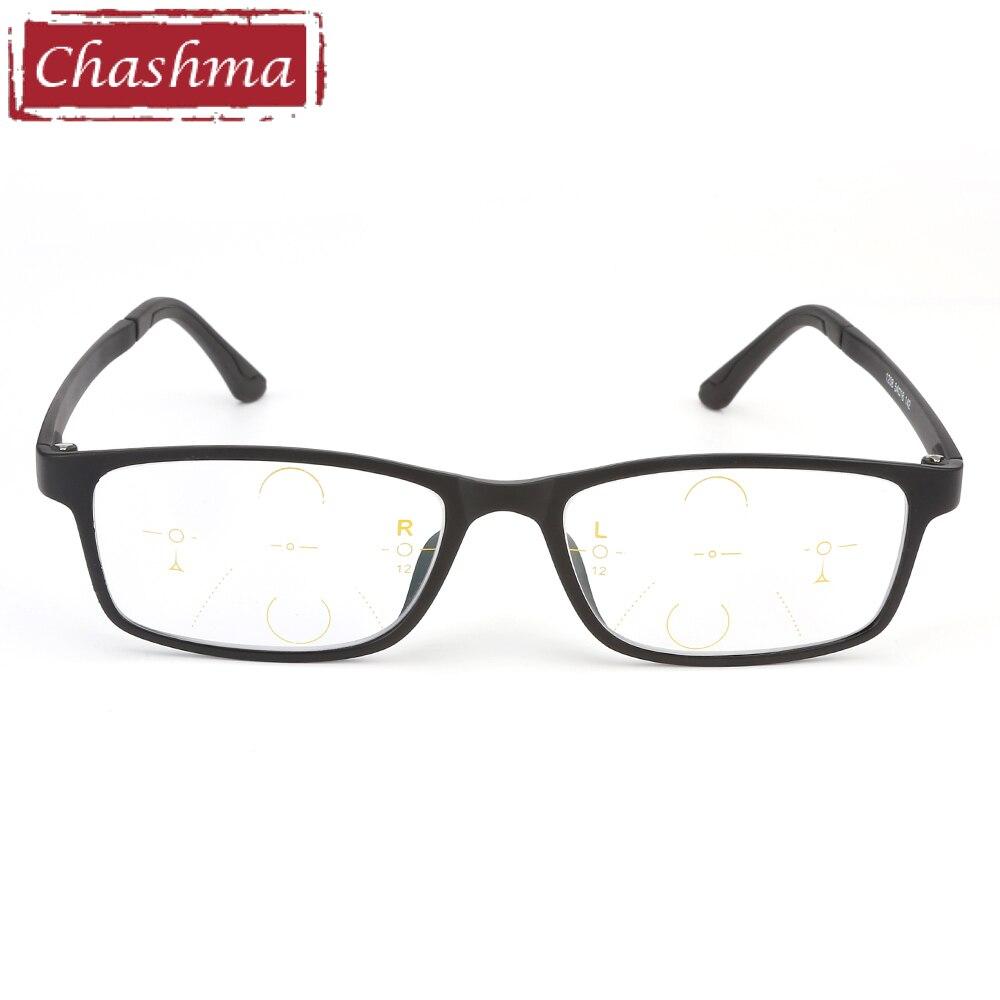 1d9f4daeebcfa Chashma Marca Óptico Ultem Quadro Limpar Lentes Multifocais Óptica óculos  de Leitura Óculos de Lentes Progressivas Óculos Prontos Prontos em Óculos  de ...