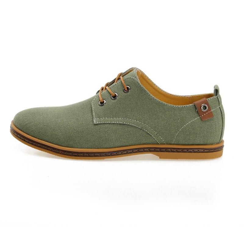 Hommes Printemps Mode Rouge 2019 green Nouveau Black Oxford Hombre rose Casual blue Suede Chaussures gray Homme Up Lace En Cuir Zapatillas brown Appartements qX55d