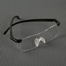 Jettery Vision Pro увеличительные пресбиопические очки черные 1.6X/2.5X увеличение подарок для иглы Прямая поставка