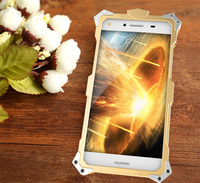 LOVE MEI Shock Dust Life Waterproof Metal Case For IPad 2 3 4 Air Mini 1