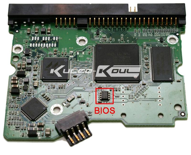 WD HDD PCB Logic Board 2060 001265 001 REV A For 3 5 IDE PATA Hard