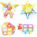 23 unids/set magnética mini modelo de construcción bloques de construcción de juguetes diy 3d diseñador magnética aprendizaje ladrillos niños juguetes educativos