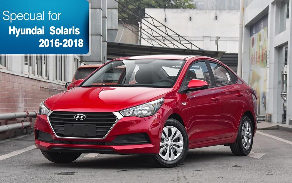 Hyundai Solaris 2016 S