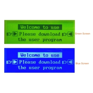 Image 2 - OP320 A OP320 A S MD204L شاشات لعرض الرسائل دعم xinji V6.5 دعم 232 485 422 الاتصالات