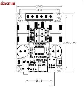 Image 4 - DC 12V 24V TPA3116 D2 Hifi 2.0 Channel 50W + 50WเสียงDigtailเครื่องขยายเสียงบอร์ด