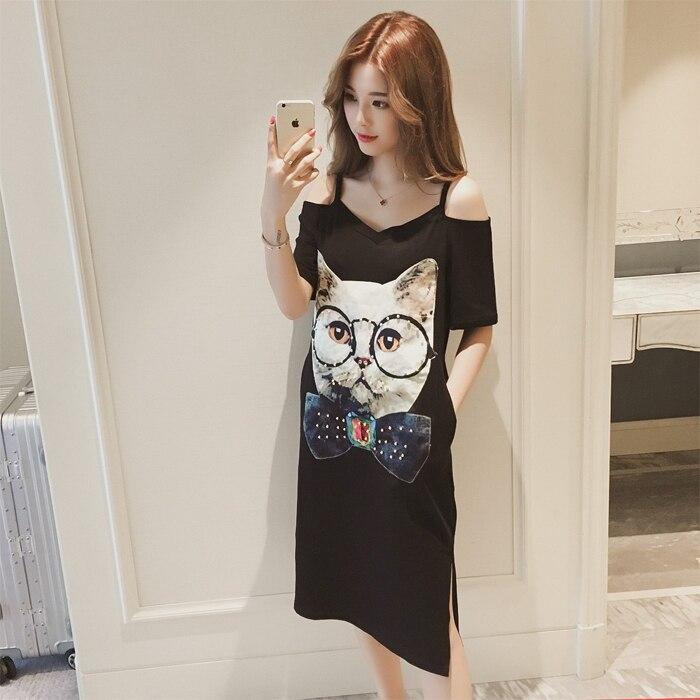 Sleeping Dress Ladies Nighties Cotton Nightgowns Women Sleepwear Nightgowns & Sleepshirts 468