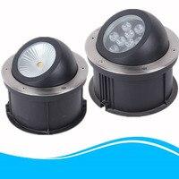 (5 unids/lote) Lámpara LED regulable de 15 W  20 W  30 W  lámpara empotrada subterránea empotrada Lámparas LED empotradas en el suelo     -