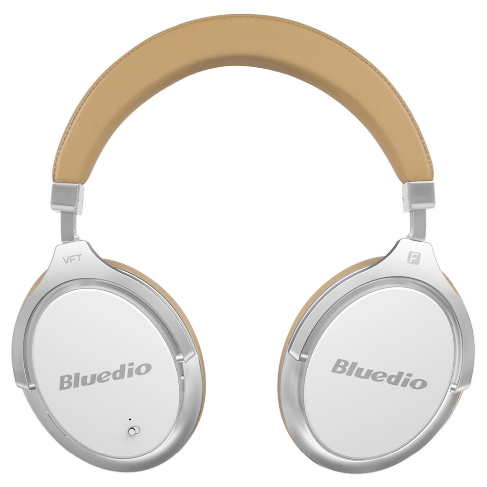 Bluedio F2 ANC Over Ear Active Noise Cancelling Wireless Bluetooth Headphones ,Wired and Wireless Headset