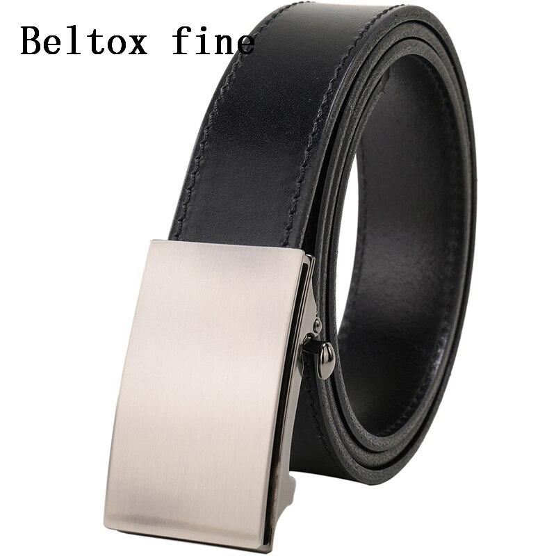 Mens Premium Full Grain Leather <font><b>Belt</b></font> No