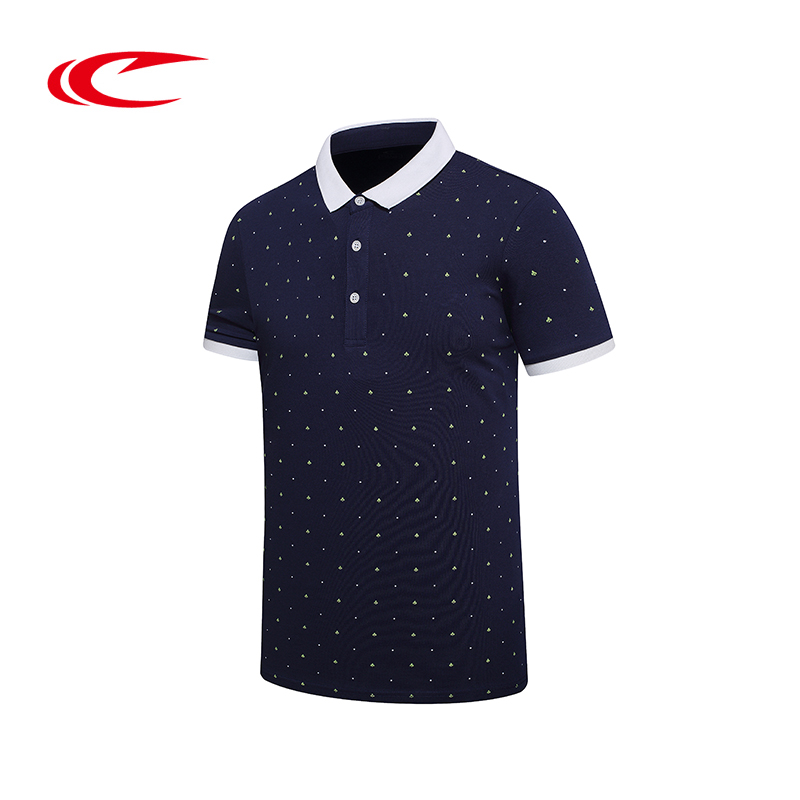 SAIQI Men Golf Polo T-shirt Male Breathable Short-sleeve Tee Male Sport Training T-shirt Men ropa de golf Brand Outdoor Top
