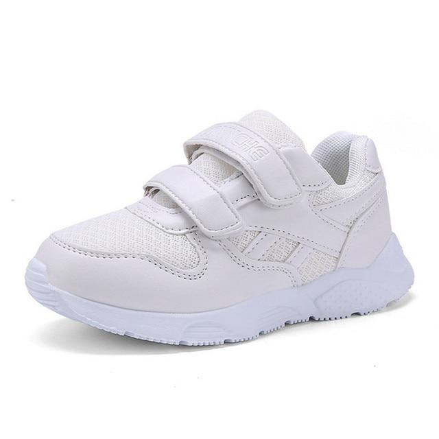 Bianco Ragazze Sport Shoes 2017 Bambini Della Molla Ragazzi xAwrqA