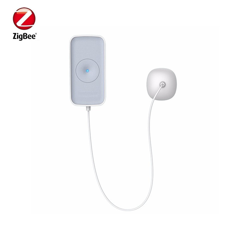 Heiman Zigbee Wifi Water Leakage Sensor Flood Leakage Detector Working With Heiman Gateway
