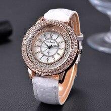 Hot Quicksand Bead Watches Women Fashion Quartz Wrist Ladies Watch Rhinestone PU Leather Women Bracelet Watches feminino #279899