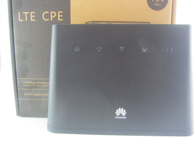 Lot of 2pcs Huawei B310 LTE CPE Router Unlocked to any network,including B38 TDD2600Mhz 28 b310 31