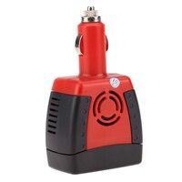 Power Inverter Şarj Adaptörü 150 W 12 Volt Dc 110 V AC USB 5 V Port ile