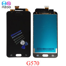 "For SAMSUNG GALAXY J5 Prime LCD SM-G570F G570 Display Touch Screen Digitizer Assembly Replacement For 5.0"" SAMSUNG J5 Prime LCD(China)"