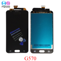 For SAMSUNG GALAXY J5 Prime LCD SM G570F G570 Display Touch Screen Digitizer Assembly Replacement For 5.0 SAMSUNG J5 Prime LCD