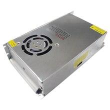 JGAurora 12V Power Supply 3D Printer 240W 20A 3D Printer Accessories RepRap Prusa Small Size 215 x 115 x 50 mm