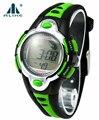 Alike Casual Rubber Strap Men Digital Watch Relogio Luxury Brand Men Military Green Watch Fashion Clock Men Quartz Sport Watches