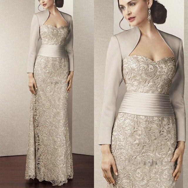 8fddcddb7d 2015 recién llegado de longitud madre vestidos de noche para la boda del  cordón del amor lf2739 madre de la novia viste con la chaqueta en Vestidos  de noche ...