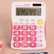 12 digitals big keys lovely calculator