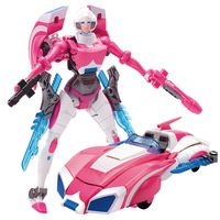 Deformation Robot Transformation Car Metal Arcee Action Figure Toys Female Warrior Children Gifts