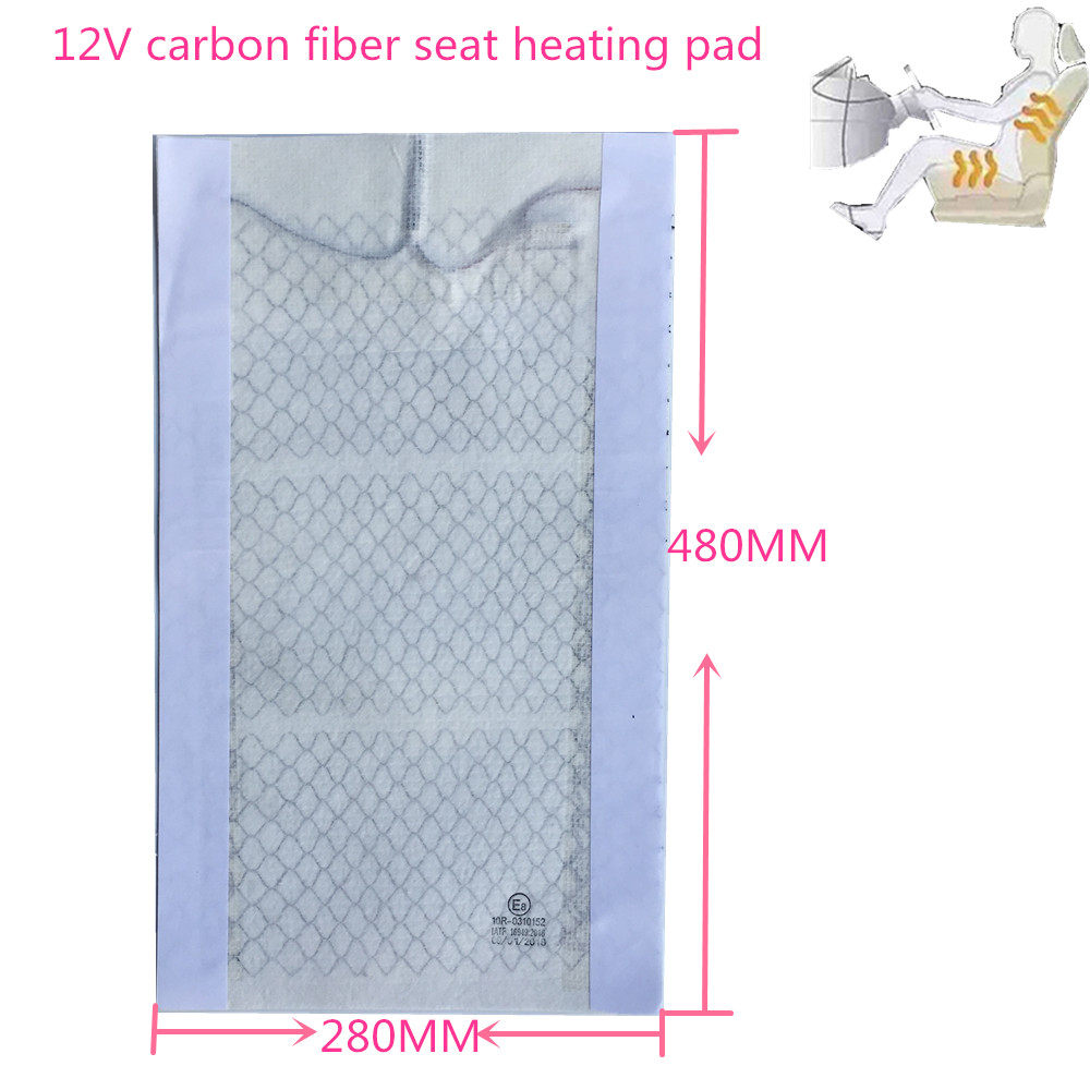 Online Shop Premium Automobiles Seat Covers Pad Water Carbon Fiber Heating Wiring Diagram Car Heater Pads Winter Warmer 12v Heated Vehicle Suv Cover