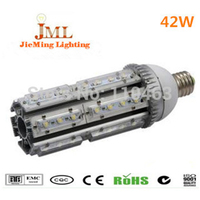 Perfect Package E40 Led Street Light 42w High Power LED Corn Garden Lighting 3780lm E27 Led