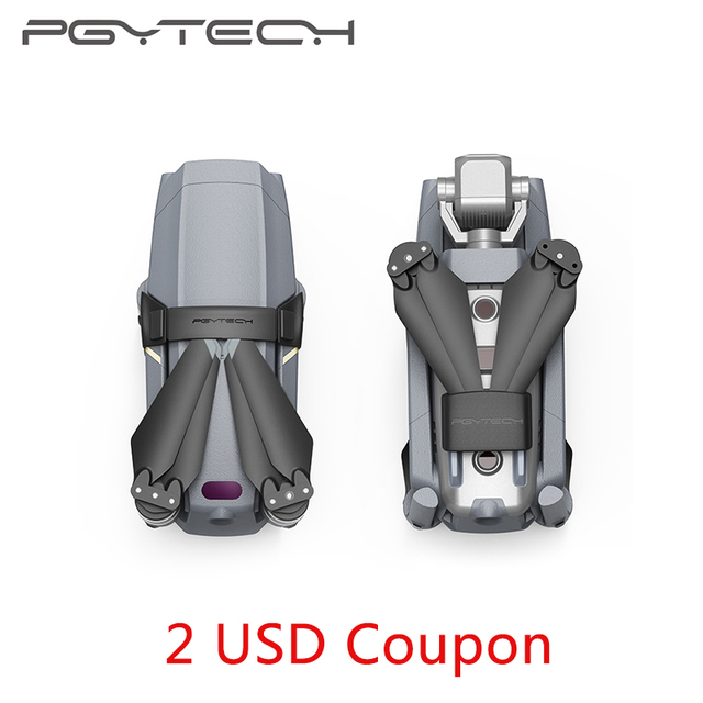 PGYTECH Mavic 2 New Silicone Clip Propellers Motor Holder Fixed Protection Guard fixator for DJI Mavic 2 Pro Zoom Accessorie
