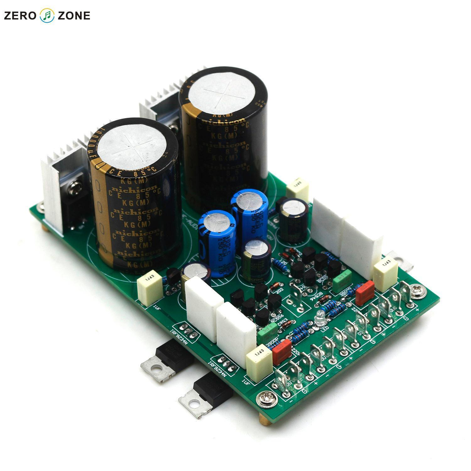 ZEROZONE Assembled HPX Dual Voltage Ultra low noise linear Power supply board L7-11 hpx ag01 1s original