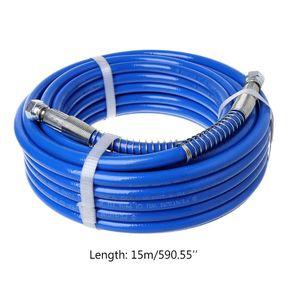 Image 2 - Трубка для распылителя краски, трубка для распылителя 15 м 5000PSI, волокно для распылителя, Новинка