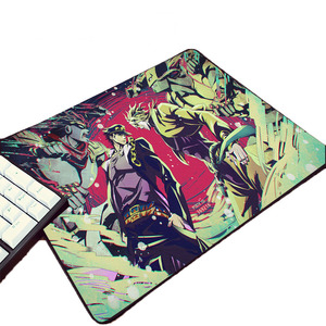 Image 2 - Mairuige חמה אנימציה מוצר מחשב מחשב משחקי שטיחי עכבר JoJo של ביזארי הרפתקאות דפוס מודפס עכבר Pad עבור Jojo אוהדים