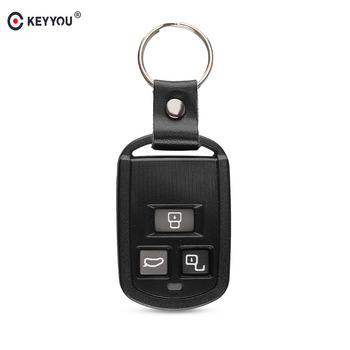 chiave telecomando per Hyundai Sonata Accent Elantra 3 Button Replacement Remote Key Shell Case Without Battery Hold 2002 2003 2004 2005